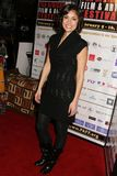 02 09 13 afrykanów ca miasta culver festiwalu filmu layla niecki placu premiera taherian theatre Ursula Obrazy Stock