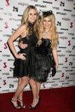 02 09 25 ca debiutu deux Hollywood j Jessica kinni les muzyki przyjęcia premiera kowala wideo Zdjęcia Royalty Free