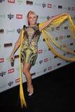 02 12 2012个证书健美的加州资本emi grammy好莱坞mckee音乐当事人记录 免版税库存照片