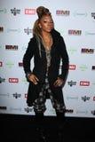 02 12 2012年alldai授予加州资本emi grammy好莱坞音乐nire当事人记录 库存照片