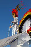 02 19 2012 karnevalportugal sesimbra Royaltyfri Bild