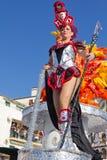 02 19 2012 sesimbra Португалии масленицы Стоковое Изображение RF