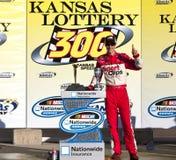 02 300 Kansas loteryjny nascar Oct Fotografia Stock