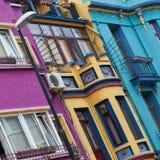 02 abstrakcjonistyczny Istanbul Zdjęcia Royalty Free