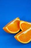 02 apelsiner Royaltyfria Bilder