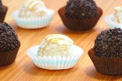 02 czekolad cukierki Zdjęcie Royalty Free