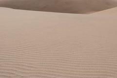 02 diun wielki park narodowy prezerwy piasek Obraz Royalty Free
