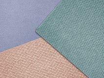 02 dywanowego próbki Obraz Royalty Free