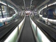 02 eskalator Obrazy Stock