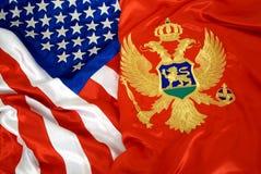 02 flaggor Arkivbilder
