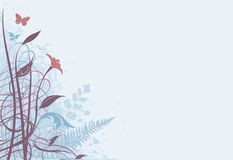 02 Floral Background Stock Photos