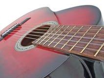 02 gitara Obrazy Stock