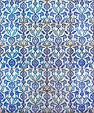 02 islamiska tegelplattor Royaltyfri Bild