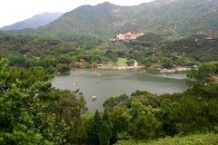 02 jeziora Obraz Royalty Free