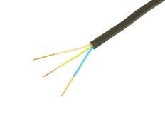 02 kablowego elektryczny Fotografia Stock