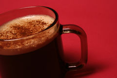02 kaffekopp Arkivfoton