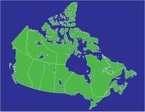 02 Kanada Royaltyfria Bilder