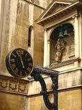 02 klocka äldsta london Royaltyfri Bild