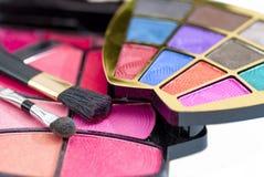 02 kosmetyków serii kobiety Obraz Stock