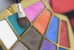02 kosmetyków serii kobiety Obrazy Royalty Free