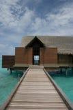 02 maldives Arkivfoton