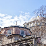 02 meczetów nuruosmaniye Zdjęcie Stock