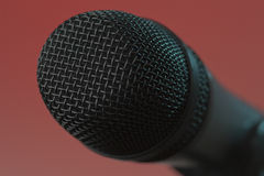 02 mikrofon Obrazy Stock