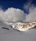 02 śnieg Lebanon Obrazy Royalty Free