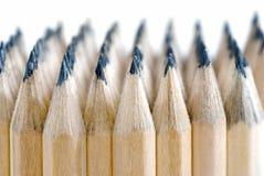 02 ołówkowej serii Obraz Stock