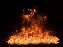 02 ogień Zdjęcie Royalty Free