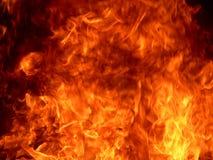 02 ogień Obraz Stock