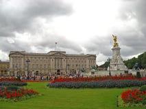 02 pałac buckingham Fotografia Royalty Free