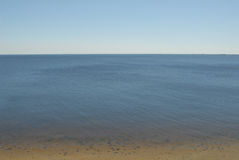02 panorama Volga Fotografia Stock