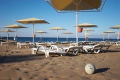 02 plaży morza Zdjęcie Royalty Free