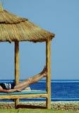 02 relaksujący wakacje Fotografia Royalty Free
