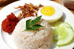 02 séries asiatiques de cuisine Photos libres de droits