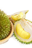 02 séries asiatiques de fruits de durian Image stock