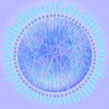 02 sieci socjalny ilustracja wektor