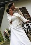 02 som gifta sig Royaltyfri Foto