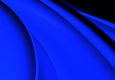 02 tła abstraktów niebieski Fotografia Royalty Free