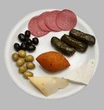 02 turkish завтрака Стоковое Изображение