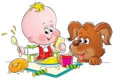 021婴孩 免版税库存照片