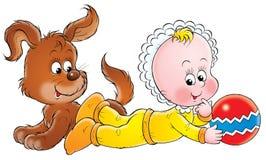 022婴孩 免版税库存图片