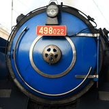 022 498个引擎蒸汽 免版税库存照片