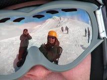 028 berg Royaltyfri Bild