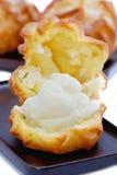 03个奶油饼系列 库存照片