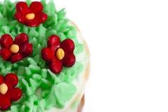 03个杯形蛋糕系列 库存图片