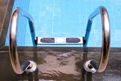03个池游泳 库存图片