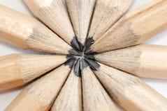 03个铅笔系列 库存照片