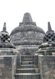 03个borobudur系列寺庙 免版税库存图片